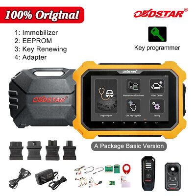 OBDSTAR X300 DP Plus X300 PAD2 A Package Immobilizer+EEPROM+Programming