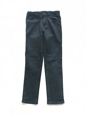 Mossimo Black Skinny Jeans Boys Size M (10) with Adjustable Waist