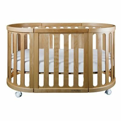 Cocoon Nest Baby Cot Natural