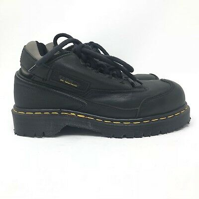 Dr. Martens Steel Toe Safety Shoe Boot Slip Resistant Size 6 Made in England New
