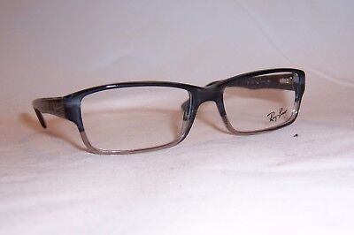 NEW Ray Ban EYEGLASSES RB RX 5169 RB5169 GRAY HORN RX5169 5540 54mm AUTHENTIC
