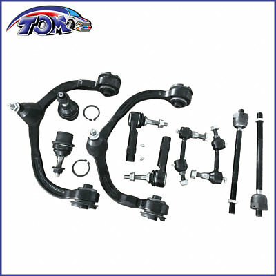 Front Upper Control Arm Tie Rod For 2003 2004 Ford Expedition Lincoln Navigator
