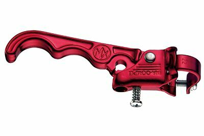 Dia-Compe MX120 22.2mm Tech 2-Brake Lever Pair Old School Vintage BMX -Red