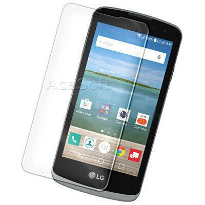 Scratch Resistant Anti-Shatter Tempered Glass Screen Protector for LG Spree K120