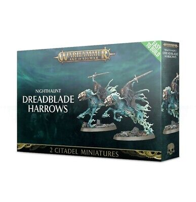 Easy To Build: Nighthaunt Dreadblade Harrows Games Workshop Age of Sigmar New