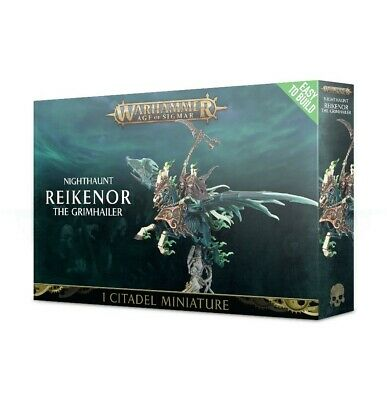 Easy 2 Build Nighthaunt Reikenor The Grimhailer Games Workshop Age of Sigmar New