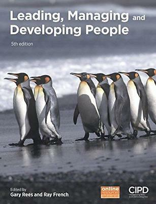 Leading, Managing and Developing People by Chartered Institute of Personnel &...