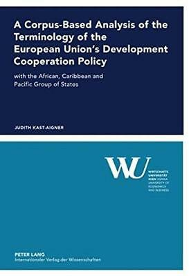 A Corpus-Based Analysis of the Terminology of the European Union's...