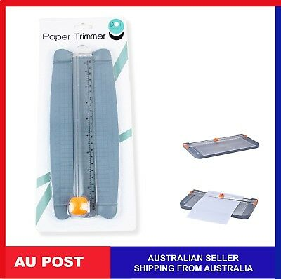 PAPER TRIMMER  SCRAPBOOK Portable A4  Paper Cutter Trimmer