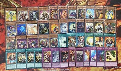 Jack Atlas 5D's Deck Red Dragon Resonator Majestic Nova Hot Calamity Yugioh