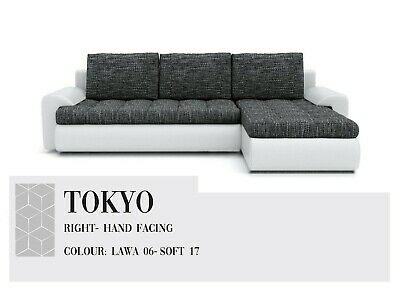 """Brand New Corner Sofa Bed """"TOKYO"""" - FREE DELIVERY - WE ARE STILL DELIVERING!!!"""