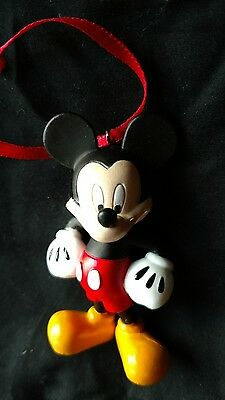 DISNEY MICKEY MOUSE Christmas Ornament-Clubhouse hands on hips