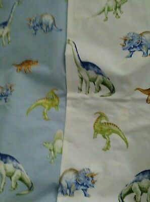 New Pottery Barn Kids DINOSAUR Super Saurus Toddler DUVET bed crib
