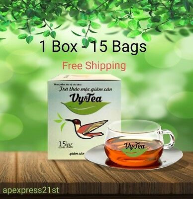Vy and Tea Natural Herbal Tea Weight Loss - Newest Lots - Supper Fast Shipping.