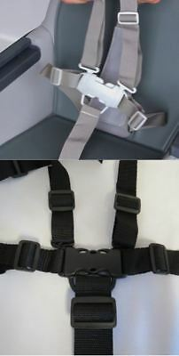 Minnebaby High Chair Straps Replacement 5 Point Harness Straps for High Chair