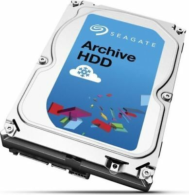 """8000GB / 8TB Seagate Archive HDD v2 ST8000AS0002 128MB 3.5"""" (8.9cm) SATA 6Gb/s"""