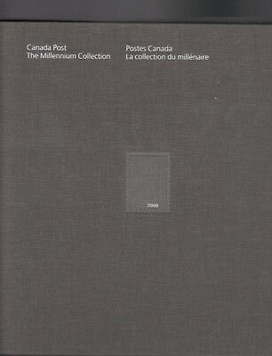 2000 Millenium Collection CANADA  scarce  STAMPS stamps mint book