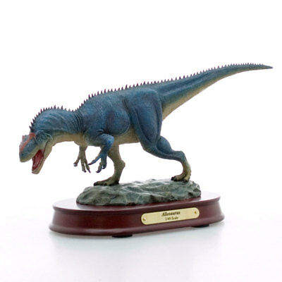 Dinosaurs World Allosaurus Resin GK Statue 1/40 Decoration Statue Action Figure