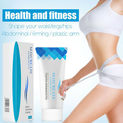 Anti Cellulite Intensive Fettverbrennung Creme Gel Firm Body Slim Weight Loss