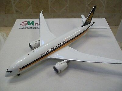 SM 200 Inflight Singapore Airlines 787 NEW
