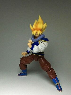 Dragon Ball Z sh Figuarts Custom Yardrat Goku