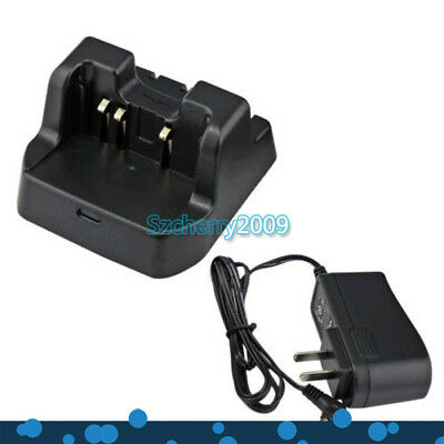 Desktop Charger  for Yaesu FT-60R Vertex Standard VX160 VX-210 Radio asCD-47