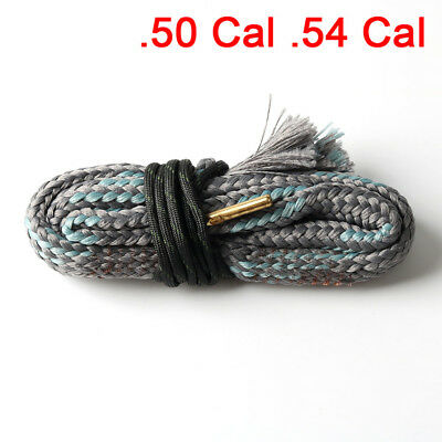 G18 Bore Snake Cleaner Gun cleaning kit 50 Cal .54 Cal Barrel Brass Rope Cleaner