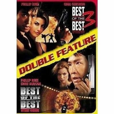 Best of the Best 3&4 DVD New and Sealed Australia All Regions