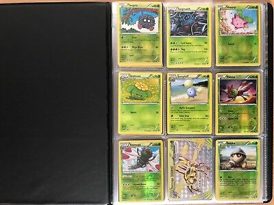 Pokemon cards - Steam Siege complete set + reverse holo's