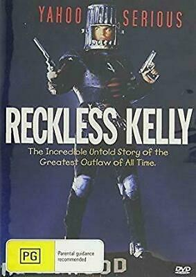Reckless Kelly DVD New and Sealed Australia All Regions