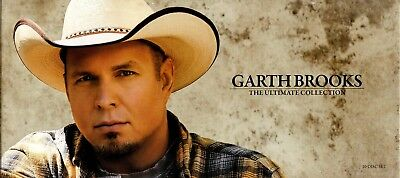 Garth Brooks The Ultimate Collection New 10 Cd Boxset 10 Albums Cowboys & More