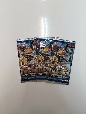 Yu-Gi-Oh! 3x Star Pack Vrains [Booster] OVP (DE)
