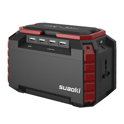 Suaoki S270 Portable Power Supply150WH Stromversorgung Solargenerator Emergency