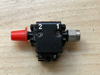 Microwave Coaxial Isolator (3)