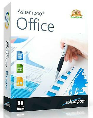 Ashampoo Office Full Version v12.0.9 | Microsoft Office Replacement Word Excel