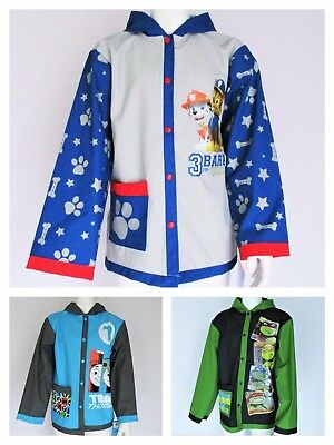 Dsiney Frozen Boys Olaf Blue Rain Coat 2-7 FZR00912AOO