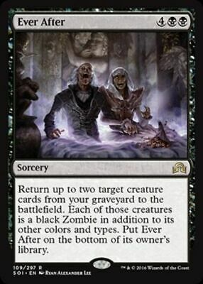 2x MTG: Ever After - Black Rare - Shadows over Innistrad - SOI - Magic Card