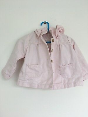 Bonpoint  Jacket  Pink 12 months ( fit 6 to 12 months)