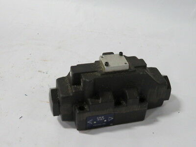Continental Hydraulics VSD08M-3B1 Pilot Operated Directional Control Valve  USED