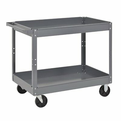 Edsal 24 in. Commercial Steel Service Cart
