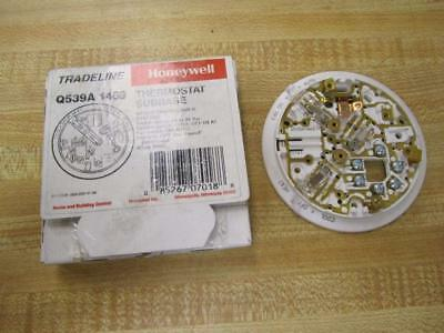Honeywell, Inc. Q539A1469 Thermostat Subbase White Cool-Off-Heat Independent hea