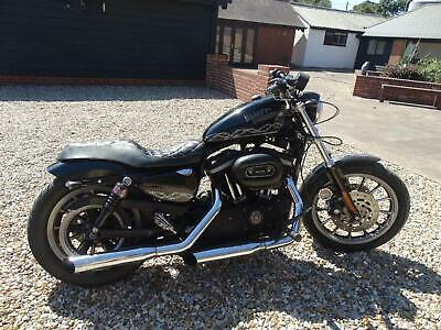 2006 Harley Davidson Xl 883 R Sportster Lowered
