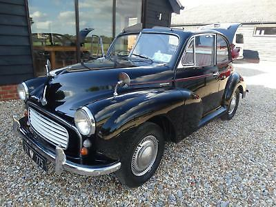 1955 Morris Minor 1000 Split Screen Convertible