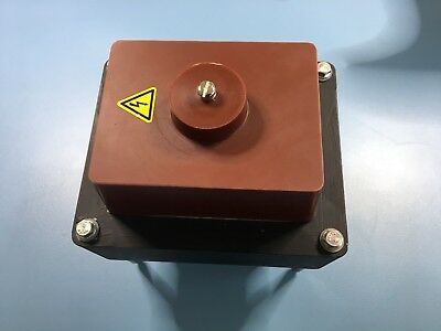 High voltage transformer 10kV 30mA 300VA Swiss made