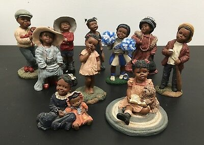 "Miss Martha  Holcombe ""All God's Children"" Figurine Series"