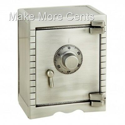 Vault Safe Coin Piggy Bank by Leeber - FREE SHIPPING