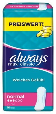always Maxi Binde Classic 10 Sparpaket