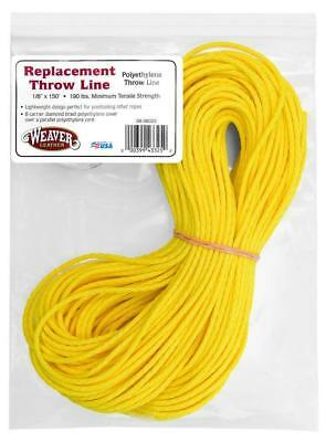 Weaver Arborist Replacement Polyethylene Throw Line Yellow - New