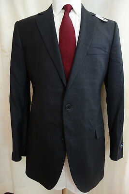 NWT Brooks Brothers 1818 Fitzgerald Gray Saxxon Wool Sport Coat 41R USA