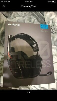 ASTRO A50 Headset + Mixamp